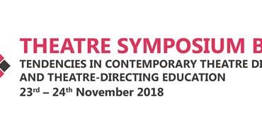 Theatre Symposium Brno