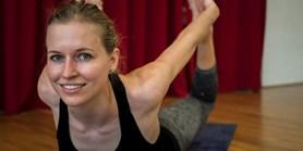 Jóga mě zaujala fyzickou stránkou, teď objevuju její spiritualitu, říká studentka a lektorka jógy