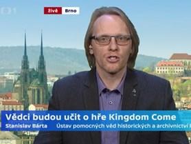 Stanislav Bárta na ČT