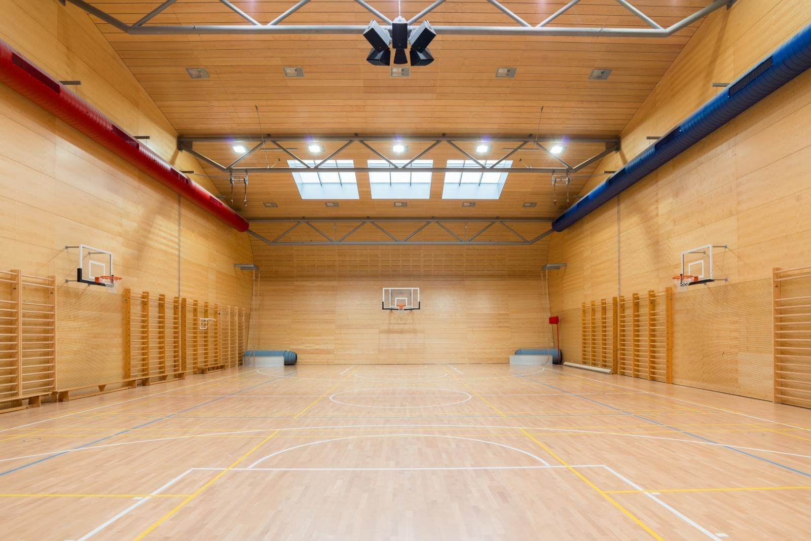 Gyms of Faculty of Sports Studies, MU, Brno