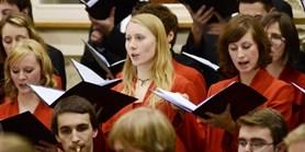 Pěvecký sbor Masarykovy univerzity přijímá zpěváky z řad studentů