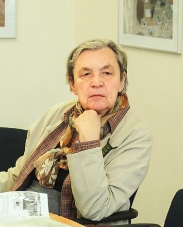 Hana Librová je zakladatelkou a první vedoucí katedry environmentálních studií.