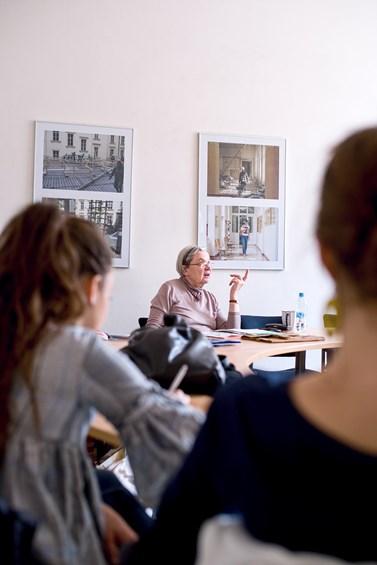 Hana Librová založila obor humanitní environmentalistika. Foto: Marie Drahoňovská