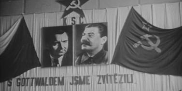 Komunisté při převratu v roce 1948 těžili z poválečných změn