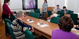 Kulatý stůl - setkání týmu CTT, společnosti Corinth a členů Katedry biologie Pdf MU