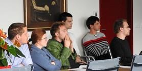 Workshop at Faculty of Medicine