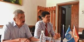 Workshop projektu EUCA-InVEst (Biškek)