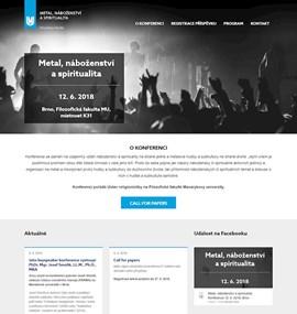 Konference Metal, náboženství a spiritualita