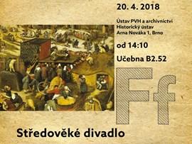 LXV. medievistický pátek