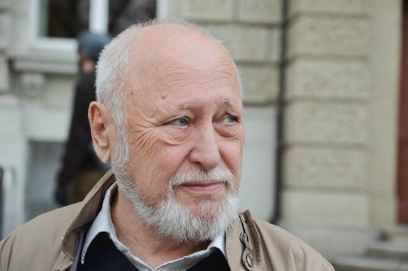 Ivo Plaňava se přes čtyřicet let věnoval manželskému a rodinnému poradenství a je autorem mnoha knih. Foto: Eva Bartáková