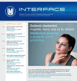 INTERFACE 1/2011