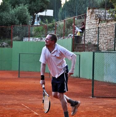Ve volném čase se akademik a politik věnuje sportu. Foto: archiv Petra Fialy