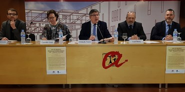 Uzavření dohody o dvojím diplomu z Katalánského jazyka a literatury
