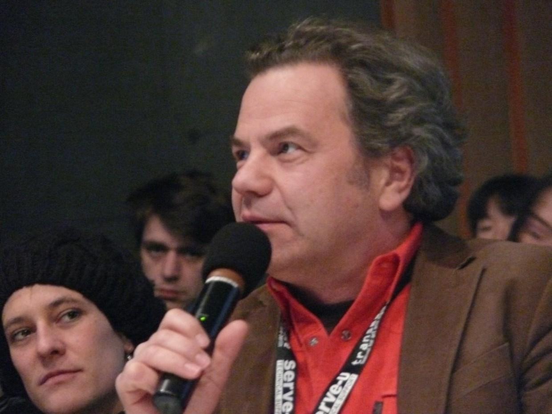 Oliver Grau (zdroj:Dům umění města Brna)