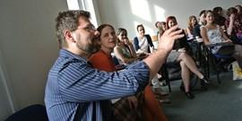 Setkání studentů s vyučujícími 2015