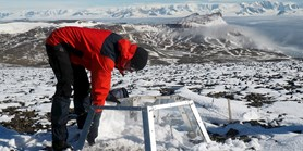 Univerzita zve zájemce o testování v Antarktidě ke kulatému stolu