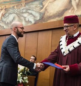 Dvě ceny rektora MU pro ÚAM v roce 2018