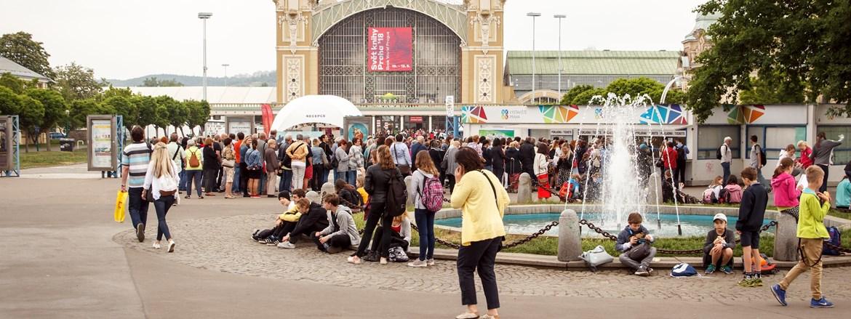 24. mezinárodní knižní veletrh Svět knih v Praze