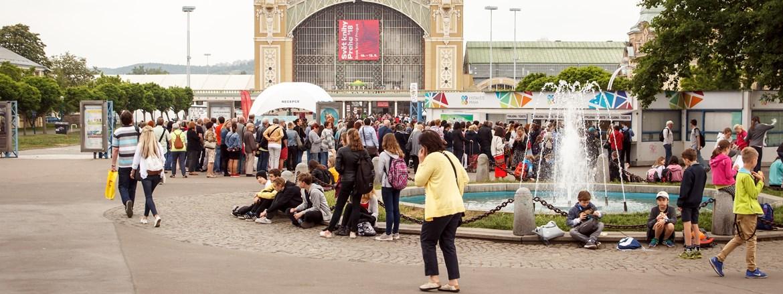 """24rd International Book Fair """"Book World Prague"""""""