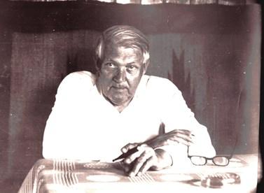Ferdinand Stiebitz na konci 50. let. Zdroj: Archiv MU.