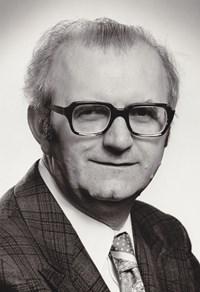 Profesor Češka. Zdroj: Archiv MU.