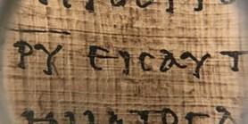 Mezinárodní online kurz vás seznámí smetodologií papyrologie