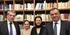 Návštěva velvyslance Řecké republiky