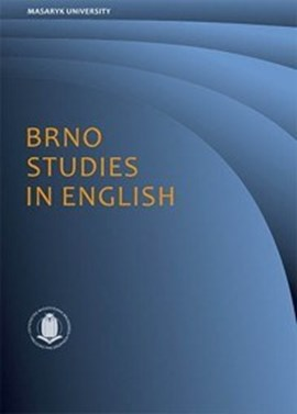 Brno Studies in English