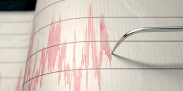 Trojice slabých zemětřesení u Poběžovic 10.2.2019