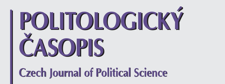 Politologický časopis/Czech Journal of Political Science byl zařazen do prestižní databáze Emerging Source Citation Index