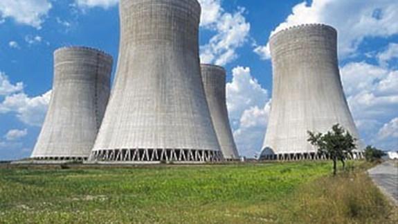 monitorování jaderných elektráren