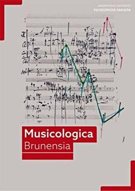 Musicologica Brunensia