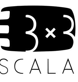 3x3 Scala