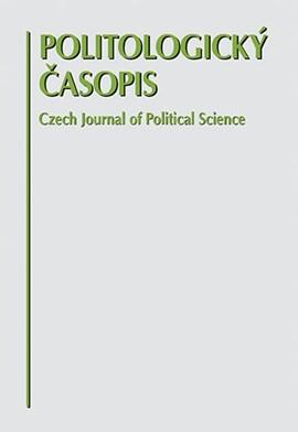 Politologický časopis (Czech Journal of Political Science)