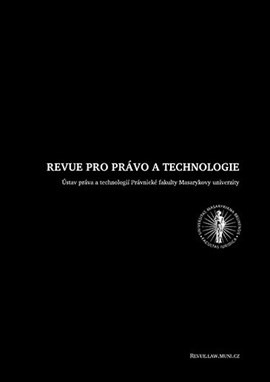 Revue pro právo a technologie