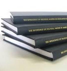 Diplomové a dizertační práce