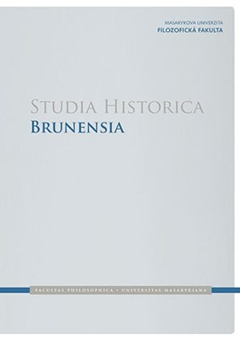 Studia historica Brunensia