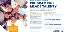 Young Potential Program UNILIN
