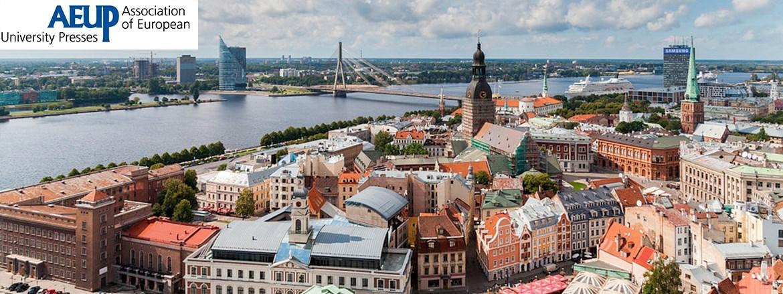 Evropská asociace univerzitních nakladatelů (AEUP) se sešla v Rize