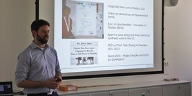 Life after PhD: Start-upy s Mikem Thompsonem