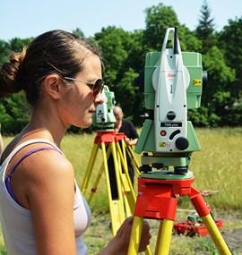 Geodetický průzkum