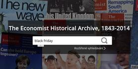 The Economist Historical Archive 1843–2014 trvale zakoupen