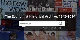 The Economist Historical Archive 1843–2014 permanently purchased