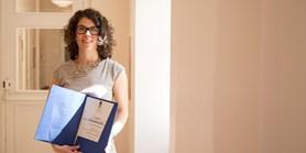 Nebojte se udělat první krok, radí držitelka stipendia za vydařenou bakalářku