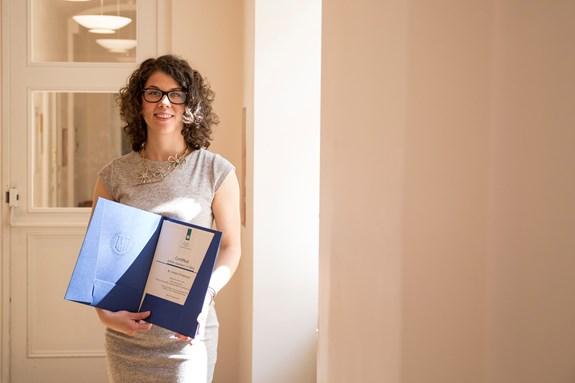 Andrea Křivánková se v bakalářské práci zabývala vztahem lidí k jejich okolí. Foto: David Kohout