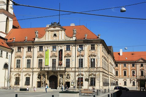 Brno, Governor's Palace (author: Harold, from Wikimedia Commons)