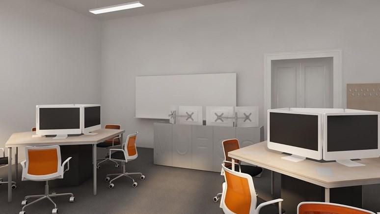 V pátém patře se promění hned čtyři místnosti. Foto: archiv KMSŽ