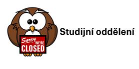 Zrušení úředních hodin Studijního oddělení