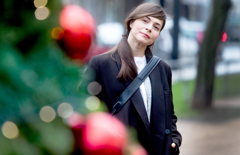 Herečka Kateřina Winterová, host debaty k filmu Toman, 2.10.2018 od 20:00 hod.