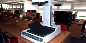Two new book scanners are waiting for you